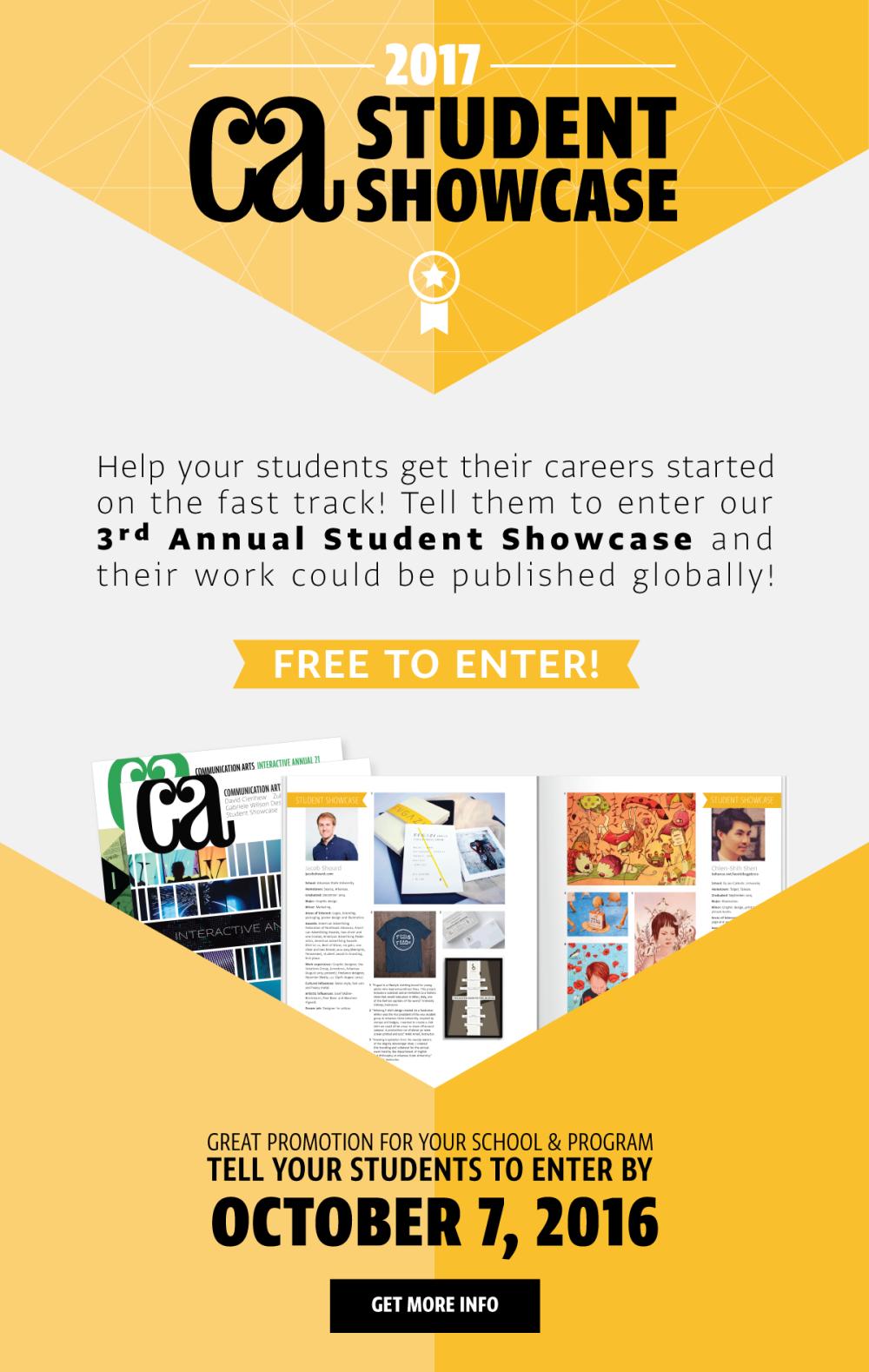 CA student show