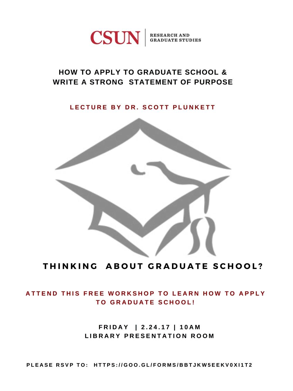 apply-to-graduate-school