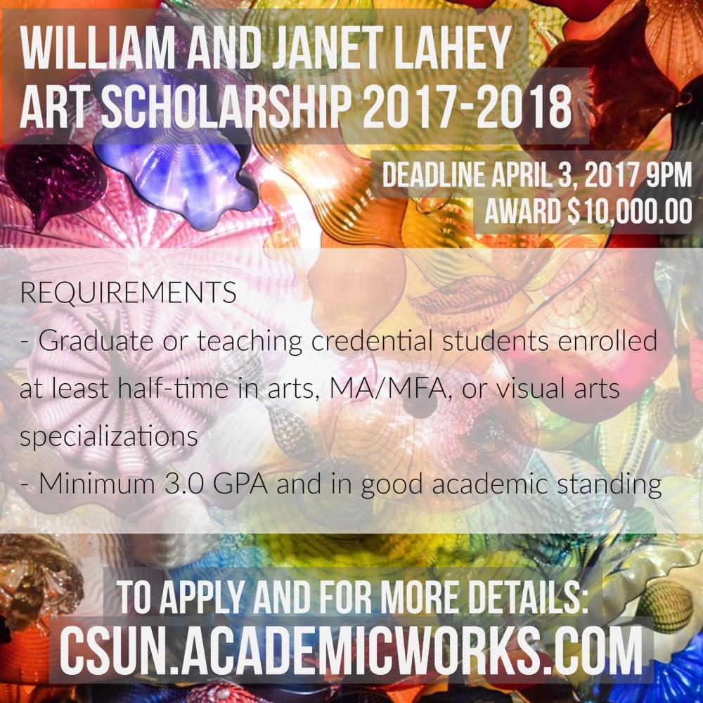 Art Scholarhip 17-18, Instagram