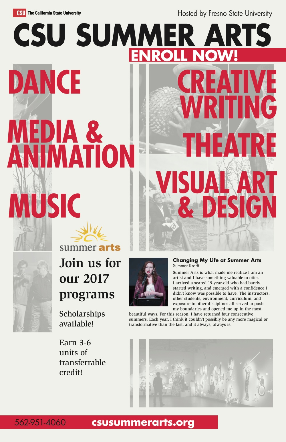 Summer Arts 2017 Classes-Email