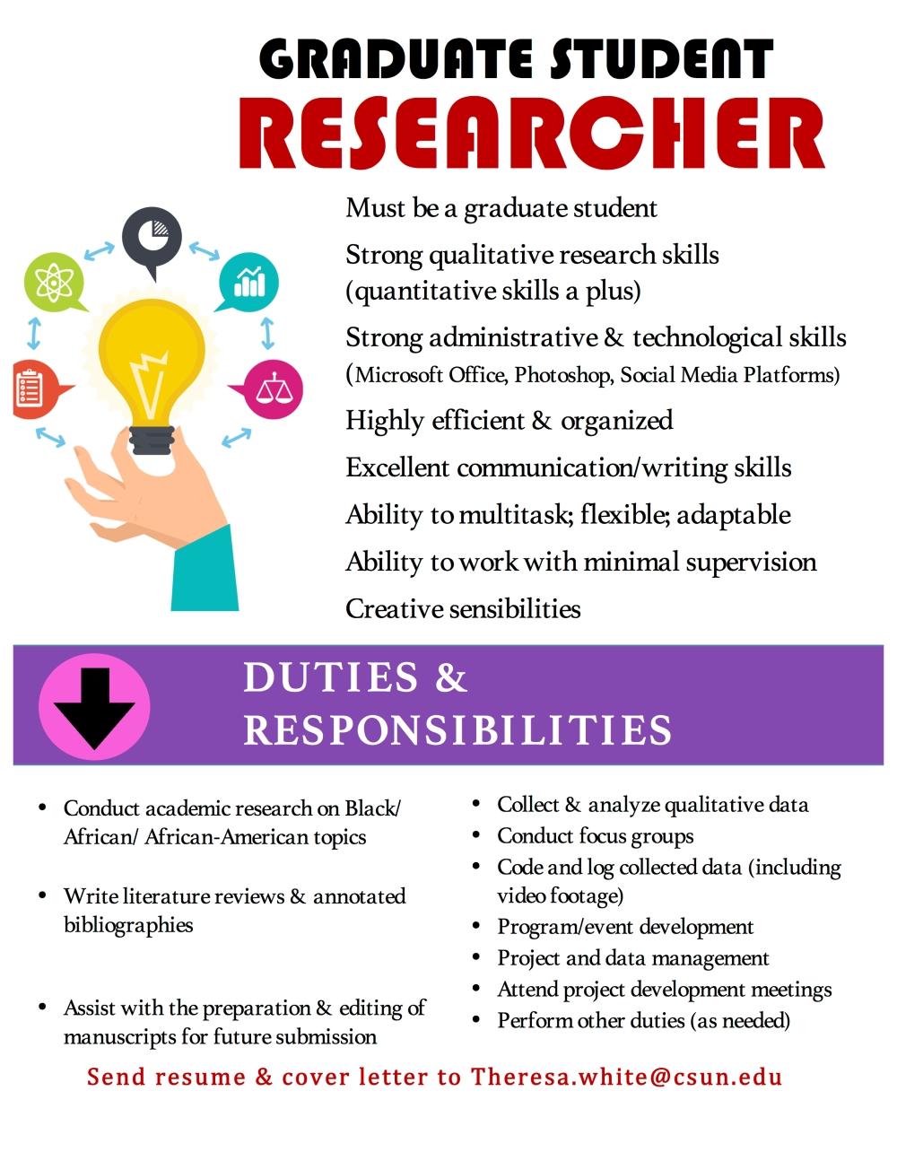 Assistant Graduate Student Researcher PDF Final 1
